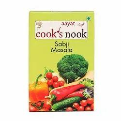 Aayat Cook''''Snook Sabzi Masala