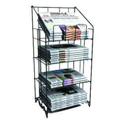 4 Shelf Book Rack