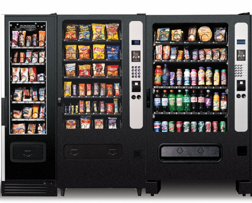 Packed Beverages Cold Drink Remote Monitoring Vending ...