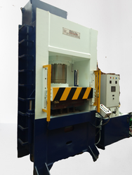 Hydraulic Deep Draw for Weight Scale Instrument