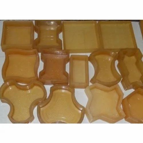 Pvc And Rubber Moulds