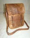 Vintage Genuine Leather Messenger Bag