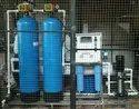 2000 LPH Reverse Osmosis Plant