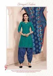Shree Ganesh Hansika Vol 3 Readymade Patiala Suits