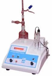SYSTONIC Sensor Type Auto Karl Fischer Titrimeter, Automation Grade: Manual, Capacity: 1 Ml