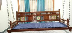 5 Feet Teakwood Swing Oonjal Unjal