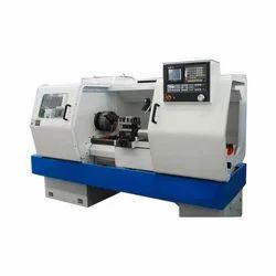 Automatic Steel CNC Turning Machine, Horizontal
