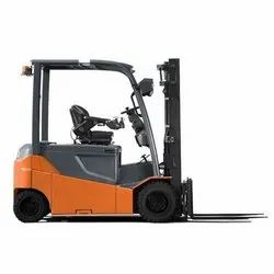 Electric and Diesel Forklift Rental Services