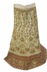 Parmeshwer Textiles Embroidery Bridal Designer Embroidered Lehenga
