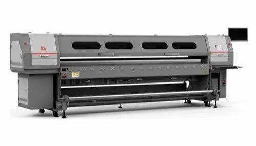Iron Gongzheng StarFire 1024i Solvent Flex Printing Machine