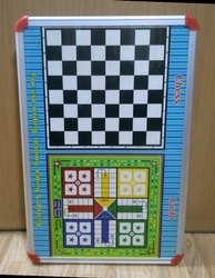 Chess and Ludo Table