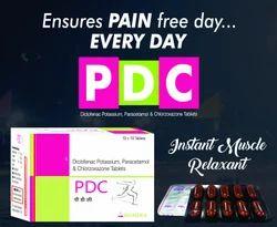 Diclofenac Paracetamol & Serratiopeptidase Tablet