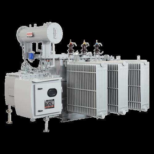 Power Transformers - OLTC Transformer Manufacturer from New Delhi
