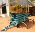 Merrit Scissor Platform For Out Door Use
