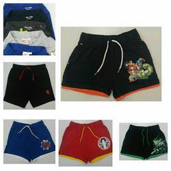 0-16 Years Thigh Length And Knee Length Kids Shorts Pants Export Surplus