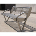 S.S. Outdoor Bench