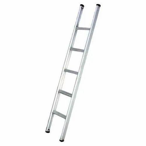 Alba Aluminium Wall Supported Ladder, Rs 350 /foot Alba Aluminium Ladders    ID: 6749341288