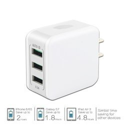 3USB Chargers