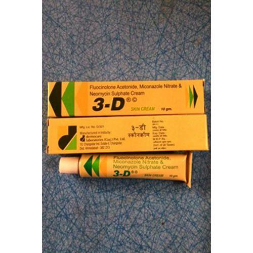 3-D Skin Cream 10gm