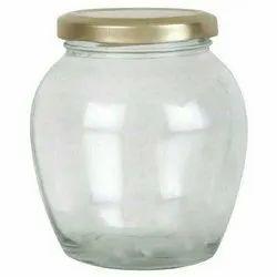 350 Ml Glass Jar