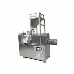 Kurkure Making Machine.