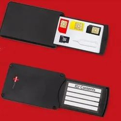 E115 - Power Plus Travelling SD Sim Card Safe Case