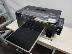 T恤与彩色印刷平板DTG打印机50x38cm,220V,容量:一天150天T恤