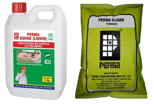 Waterproofing Powder - Waterproofing Compound Two Component