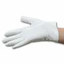 Oriental Enterprises White Hosiery Gloves