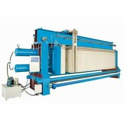 Sludge Dewatering  Filter Press Machine