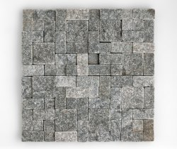 Natural Stone Mystique Grey, For Wall, Size: 30 X 30 Cm