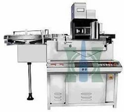 Glass Vial Visual Inspection Machine
