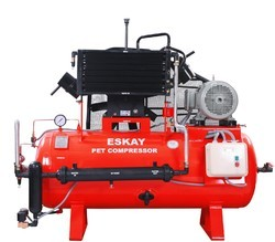 PET Compressors 20 HP High Pressure Compressors