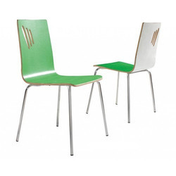 Green Cafe Chairs