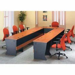 U Shape Conference Table