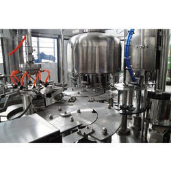 Automatic Rotary Filling Machines
