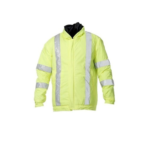 Hedwig Medium and Large High Visibility Jacket