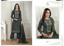Sudriti's Nausheen Muslin Silk Salwar Suits