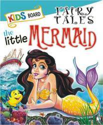 Kids Board Fairy Tales Little Mermaid