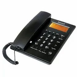 Beetel M53 telephone CLI Corded Phone (Black)