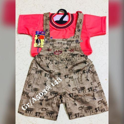Baba Dungaree Suit
