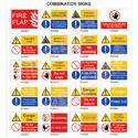 Combination Signage