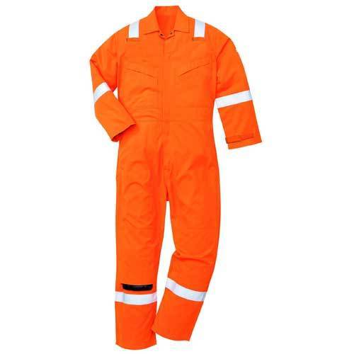 Coverall Body Protection - Aluminized Fire Proximity Suit