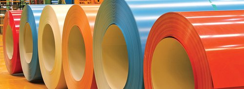 Jindal Sabrang Colour Coated Coils