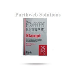 Etacept 25mg injection