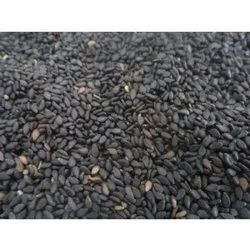 Dried Black Sesame Seeds, For Food Industries, Packaging Type: Available in Packet,PP Bag