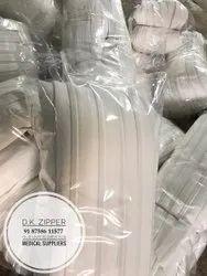 Nylon Close End Two-Slider P/l Pin Lock Slider Protective Clothing Zipper