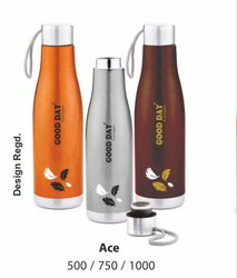 Ace Insulated Double Wall Water Bottle
