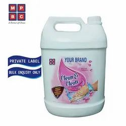 MPBC 5L Rose Liquid Hand Wash, For Personal, Packaging Size: 5 Ltr