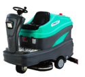 Ride on Scrubber Drier Large 130 L tank